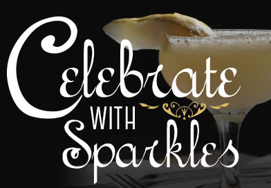 Celebrate with Sparkles
