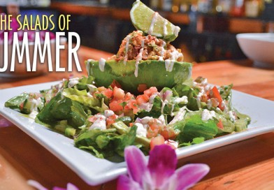 The Salads of Summer