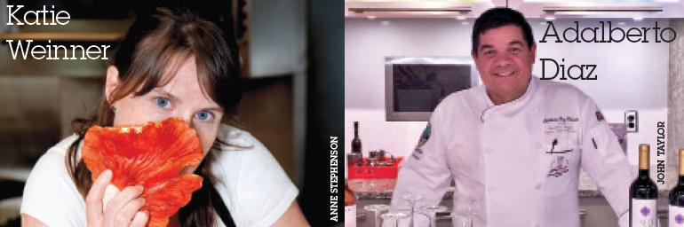 Katie Weinner & Adalberto Diaz