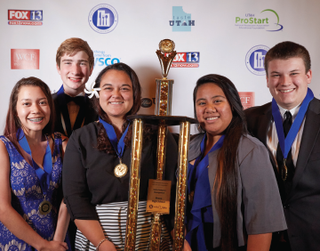 ProStart Management Winners