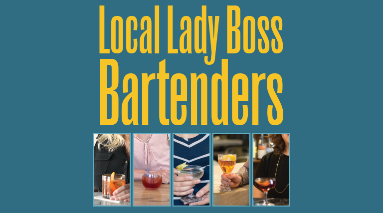 Local Lady Boss Bartenders