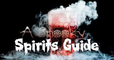 A Spooky Spirits Guide