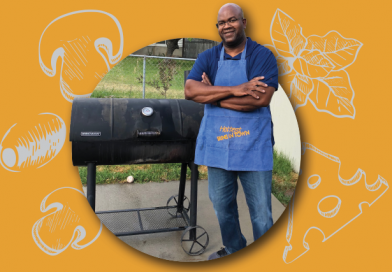 Devour This: Larry Carter's Beer-Can Chicken