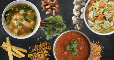 Supercharged Soups