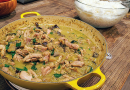 Plate It: Thai Green Curry